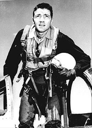 John Boyd (military strategist) - John Boyd during the Korean War