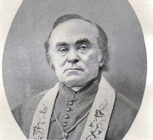 John Baptist Purcell - Image: John Baptist Purcell
