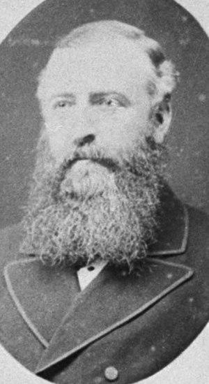 John Blair Whyte - John Blair Whyte in 1882