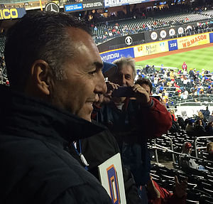 John Franco - John Franco at Citi Field in 2014.