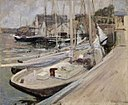 John Henry Twachtman - Fishing Boats at Gloucester - 1909.9.5 - Smithsonian American Art Museum.jpg