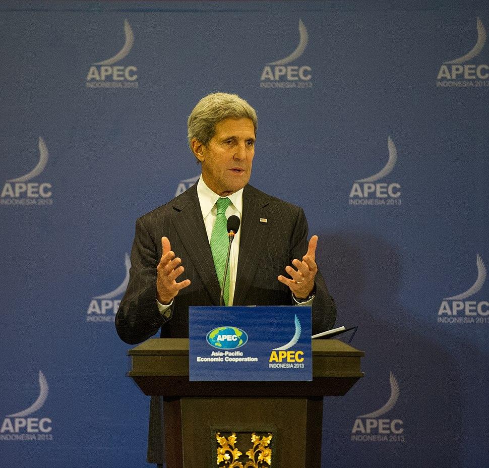 John Kerry APEC