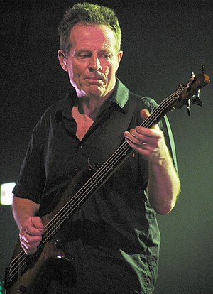 John Paul Jones (musician) - Jones in 2010