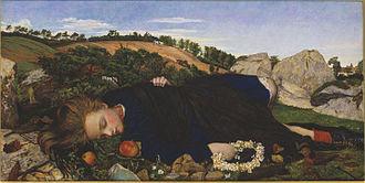 John Roddam Spencer Stanhope - Robin of Modern Times (1860)