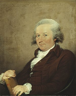 John Trumbull (poet) - John Trumbull by his cousin, the painter of the same name, 1793