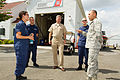 Joint Base commanders get firsthand look at Coast Guard July Fourth preparation efforts 140630-N-WY366-001.jpg