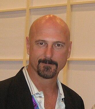 Joseph D. Kucan - Image: Joseph D. Kucan at gamescom 2009