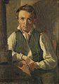Joseph Mösl - Bildnis eines jungen Mannes.jpg