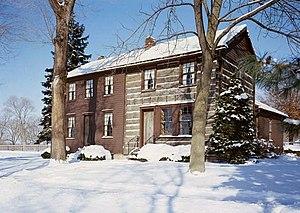 Nauvoo Historic District - Joseph Smith House