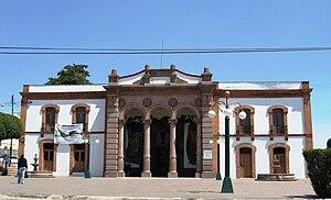 El Oro de Hidalgo - The Juarez Theater