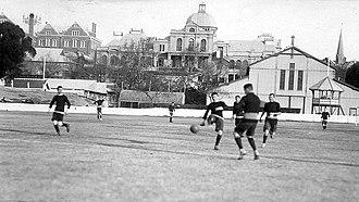 Jubilee Oval (Adelaide) - Image: Jubilee Oval Adelaide 1915