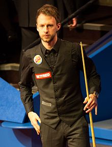 Picture of Judd Trump, the 2019 world champion
