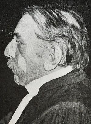 Jules Destrée - Jules Destrée in Le Patriote Illustré, 1936