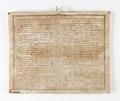 Juliansk kyrkokalender för år 1671, skriven på tyska - Skoklosters slott - 93147.tif