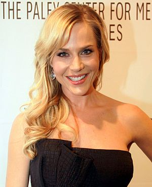 Julie Benz - Benz at PaleyFest 2010's Dexter night at the Saban Theatre on March 4, 2010
