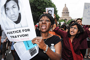 Black Twitter - The aftermath of the death of Trayvon Martin brought Black Twitter to wider public attention.