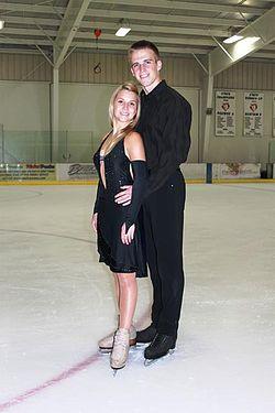 Justyna Plutowska and Peter Gerber.jpg