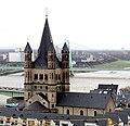 Köln - Groß St. Martin vom Dom.jpg