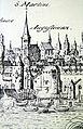 Kölner Rheinufer Höhe Markmannsgasse nach Merian um 1650.jpg