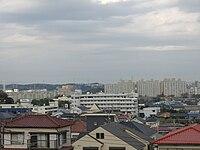 Kōnandai from Enkaizan.JPG