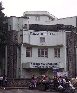 King Edward Memorial Hospital and Seth Gordhandas Sunderdas Medical College - K.E.M. Hospital (2012)