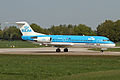 KLM cityhopper PH-JCT aircraft.jpg