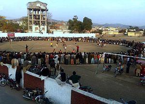 Punjabi Kabaddi - Kabaddi Match (Bhimber)