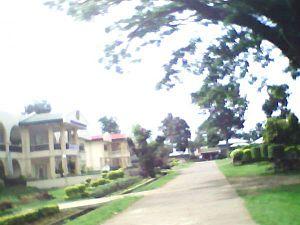 Kadingilan, Bukidnon - The Kadingilan town hallway