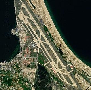 Kalma Airport Airport in Wonsan, North Korea
