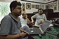Kalyan Sarkar Speaks - Wikimedia Meetup - St Johns Church - Kolkata 2016-09-10 9423.JPG