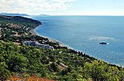 Kanaka. Crimea. Urraine