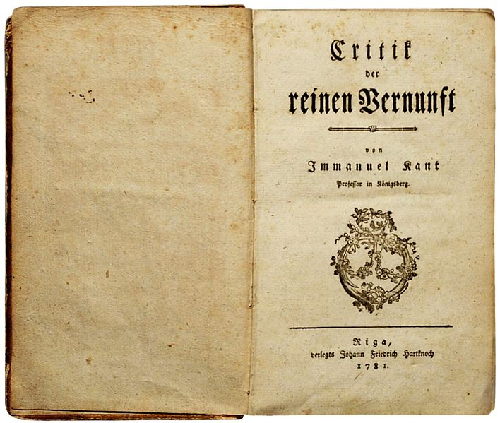 File:Kant Kritik der reinen Venunft 1781.jpg