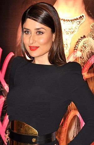 Kapoor at the launch of ''The Style Diary of a Bollywood Diva'' in 2013