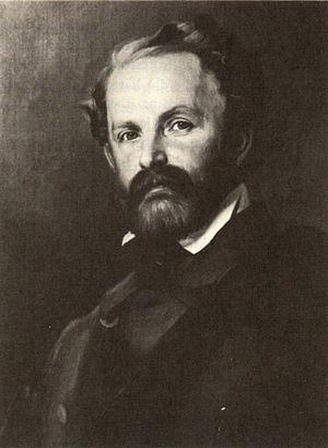Friedrich Karl Biedermann - Friedrich Karl Biedermann (ca. 1845)
