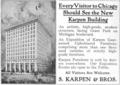 Karpen Building ad 1911.png