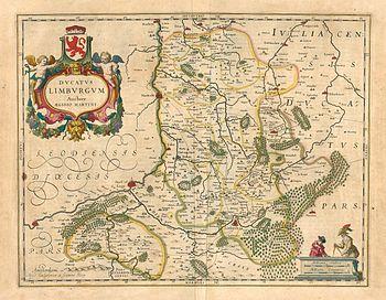 Valkenburg Karte