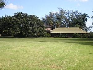 Grove Farm (Lihue, Hawaii) - Wilcox residence, Grove Farm, Kauai