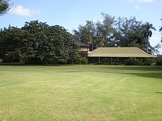 Grove Farm (Lihue, Hawaii) - Wilcox residence, Grove Farm, Kauai