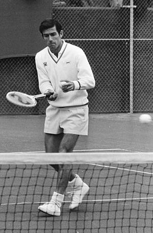 1971 World Championship Tennis circuit - Rosewall won 5 titles