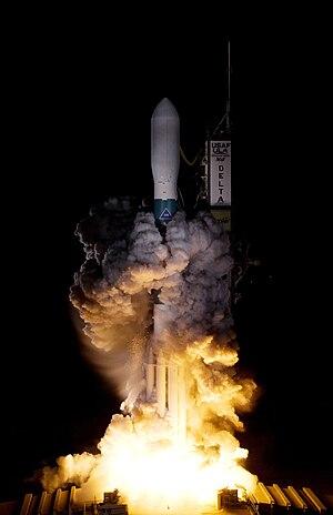 Delta II Lift-off