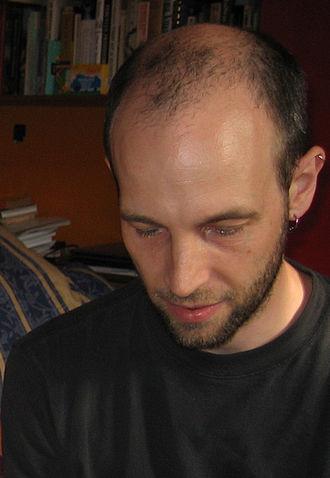 Kevin Buzzard - Image: Kevin buzzard in 2007