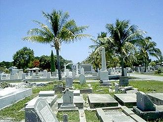 Key West Cemetery - Image: Keywestcemetery 5