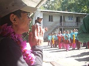 Khiji Chandeshwari - Image: Khiji school