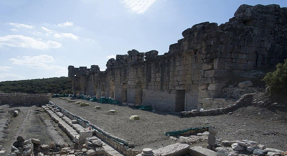 Kibyra Odeon 9922 panorama