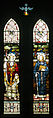 Kildare Cathedral Nave South Window 06 Saints Patrick and Columba 2013 09 04.jpg