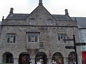 Kilkenny Archaeological Society - Image: Kilkenny Rothe House