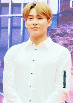 Kim Sung-joo - 2015 Shanghai fan sign event.png