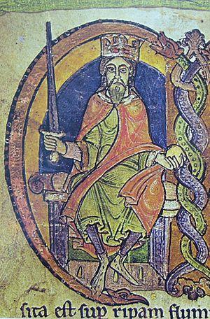 Burgh Muir - King David I (r.1124–1153)