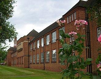 King Edward VI High School for Girls - Image: King Edward High School Birmingham