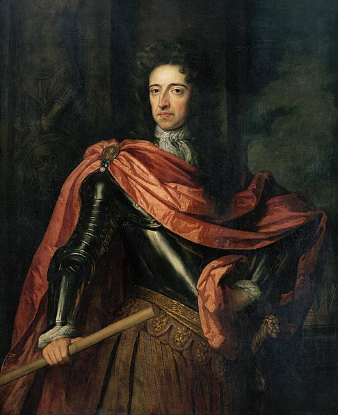 King William III of England, (1650-1702)